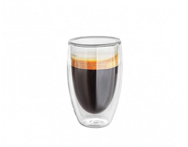 Doppelwandiges Glas 450 ml