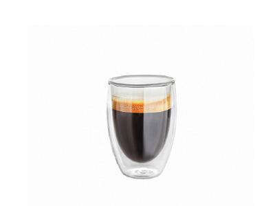 Doppelwandiges Glas 350 ml