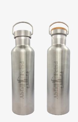 Thermosflasche aus Edelstahl 750 ml