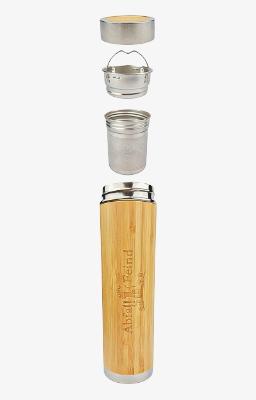 Thermosflasche mit Teesieb 480 ml